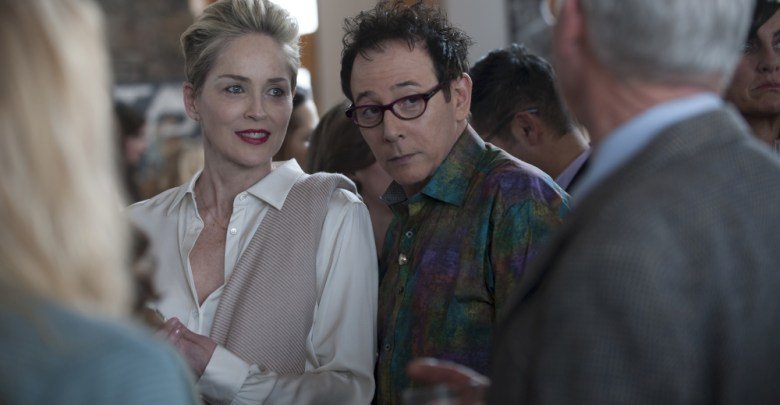 HBO GO, Mozaika, Mosaic, Sharon Stone, serial
