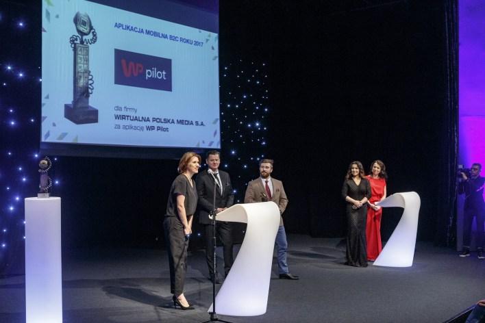 Gala Mobility Trends 2017 - Nagroda WP Pilot