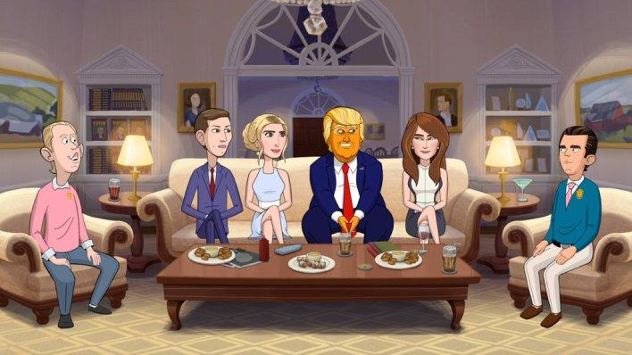 Prezydent z kreskówki (odc.2)