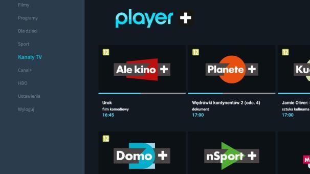 Oferta Player+