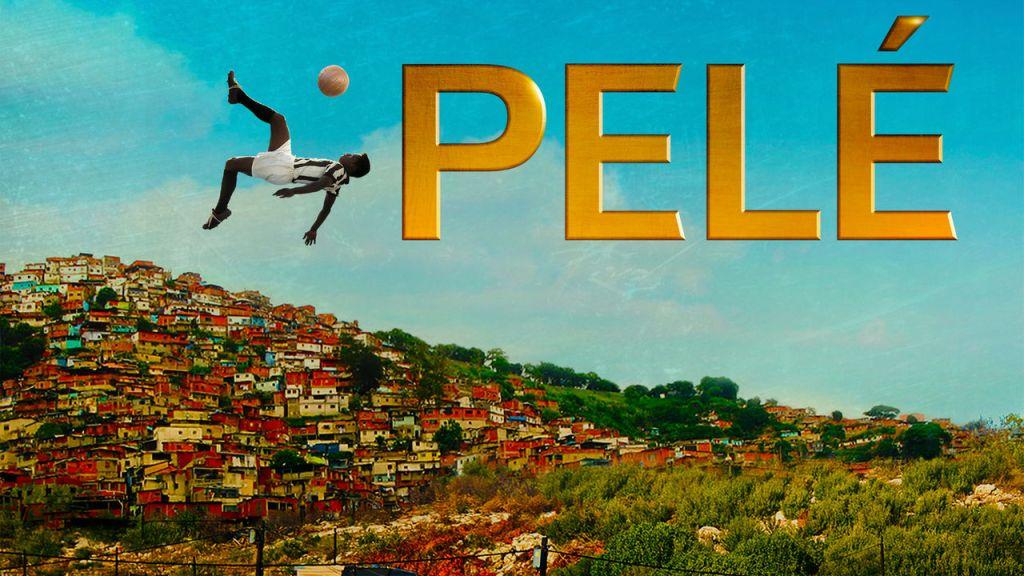 Pelé - historia znanego piłkarza w serwisie Netflix