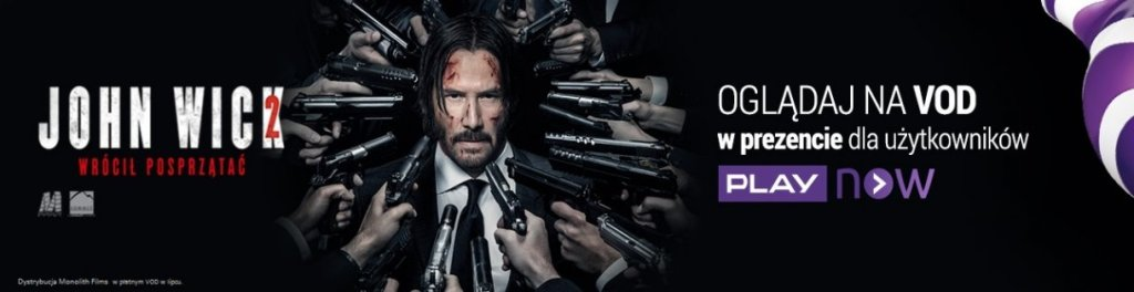 John Wick 2 w Play Now