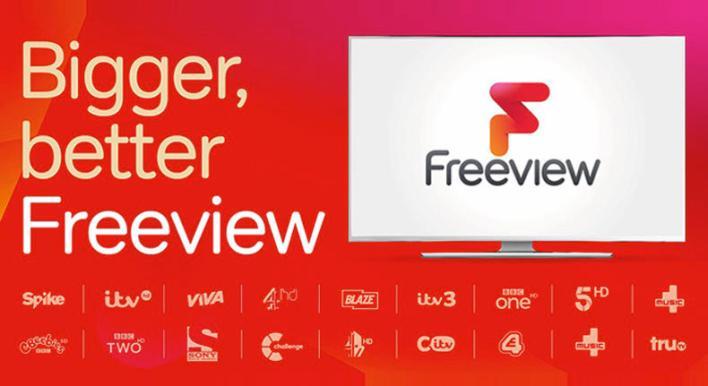 Brytyjscy nadawcy tworzą wspólną platformę Freeview
