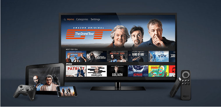 Amazon Prime Video, Prime Video po polsku, test platformy Prime Video