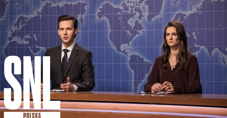 SNL Polska, Weekend Update, Showmax, Laura Breszka, Kamil Pruban