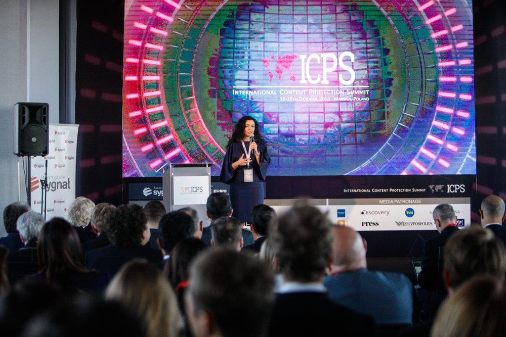 Konferencja ws. walki z piractwem w sieci