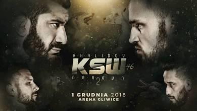 Photo of Gala KSW 46 w IPLI. Rewanż: Mamed Khalidov vs Tomasz Narkun