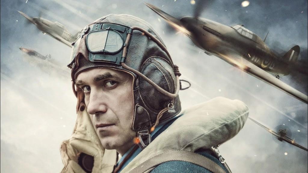 Marcin Dorociński w głównej roli w filmie 303. Bitwa o Anglię