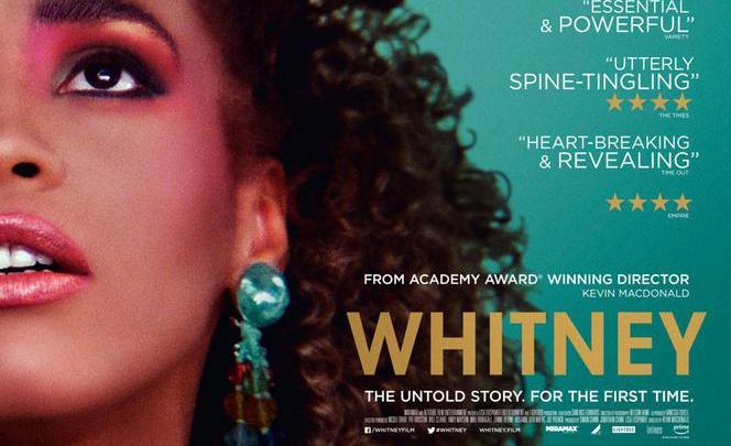 Whitney Houston, Whitney, Filmy VOD, Kino Świat