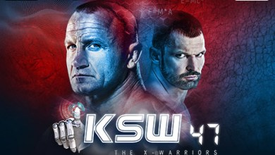KSW 47, Narkun vs De Fries, Pudzianowski vs Kołecki, IPLA
