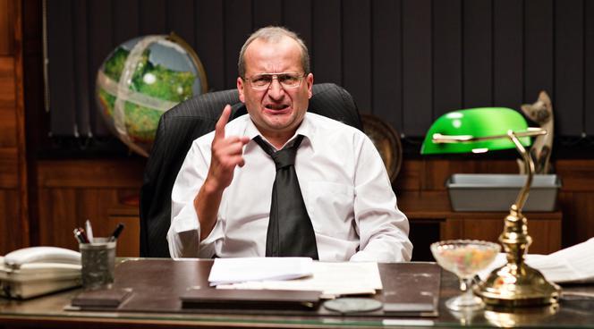 Ucho Prezesa w Comedy Central i Paramount Play. Nowe odcinki jesienią.
