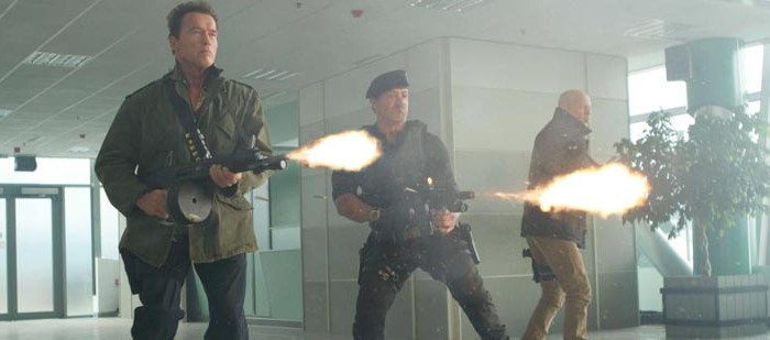 Netflix UK film review The Expendables 2  VODzillaco