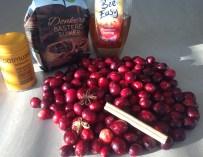 Cranberry compote,  ook voor NA de kerst!