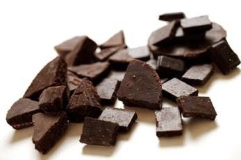Rauwe chocolade een van de superfoods