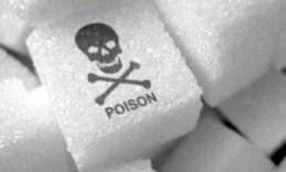 Suiker is vergif