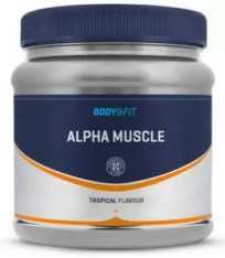 alpha muscle test booster