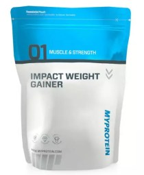 impact weight gainer myprotein
