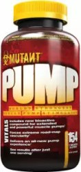 mutant pump beste pump/n.o. supplement