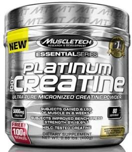 beste creatine platinum micronized creatine