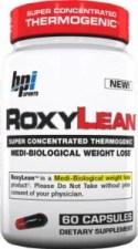 roxylean beste fatburners