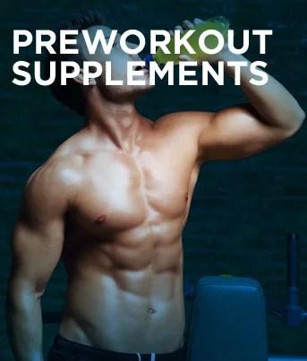 zelf een pre workout maken