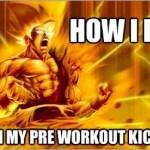 Zelf een pre workout maken; bepaal wat je inneemt!