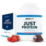 Just Protein review - Body en Fitshop