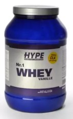 nr 1 whey hype nutrition