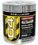 C4 Extreme Pre Workout review - Cellucor