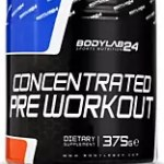 Concentrated Pre Workout