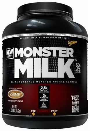 monster milk cytosport