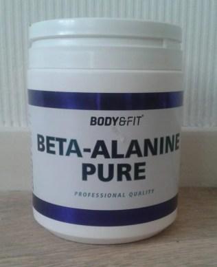 Beta Alanine Pure review