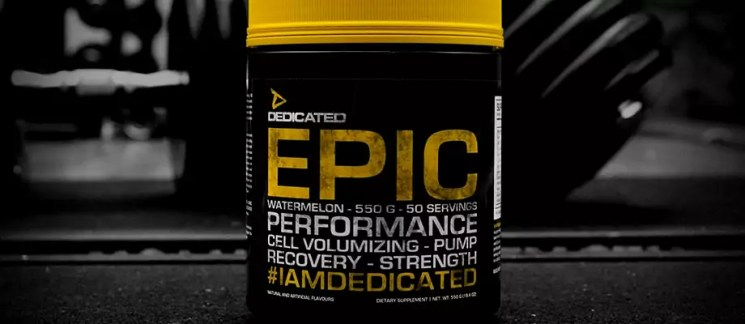 EPIC V2 review dedicated nutrition
