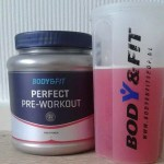 Perfect Pre Workout review - Body en Fitshop