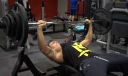 bench press uitvoering tips