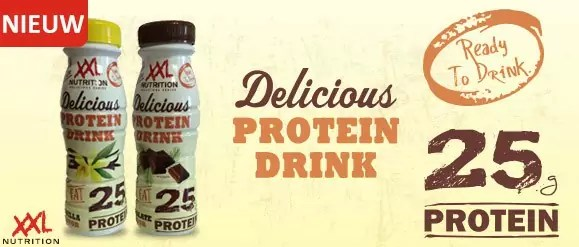 delicious protein drink review
