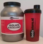 Isolate Excellent review - Bodystore