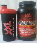 Mega grow xxl nutrition