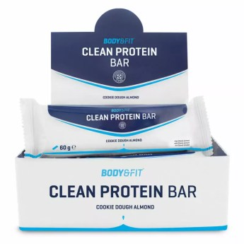 clean protein bar body en fitshop