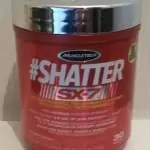Shatter SX-7 review - Muscletech