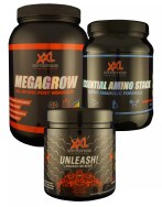 XXL training stack