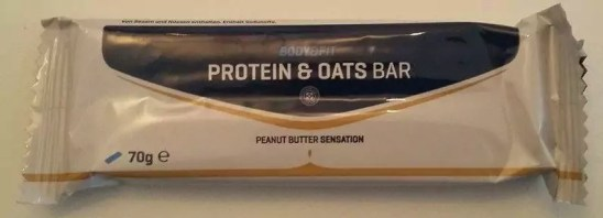 protein and oats bar review