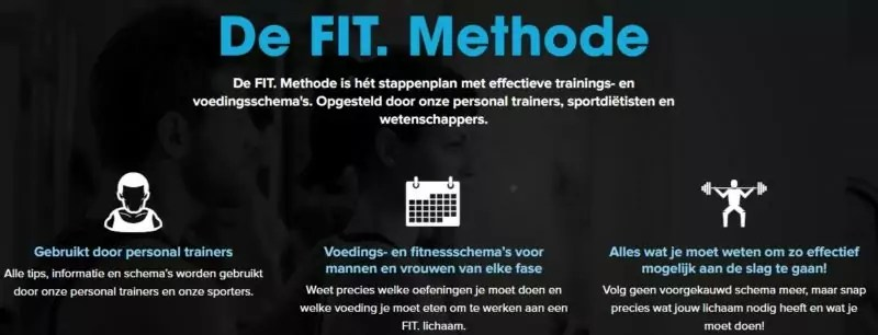 fit methode ebook