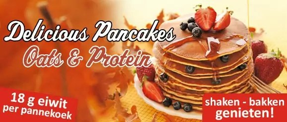 delicious protein pancakes review