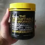 Unstoppable V2 review - Dedicated Nutrition