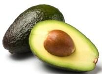 avocado eten voor het sporten
