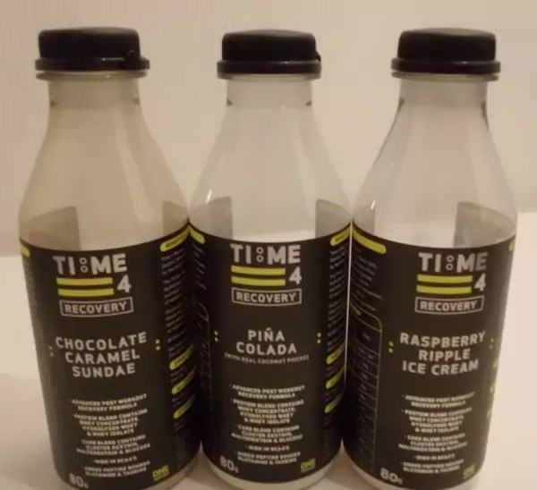 time 4 recovery shake review