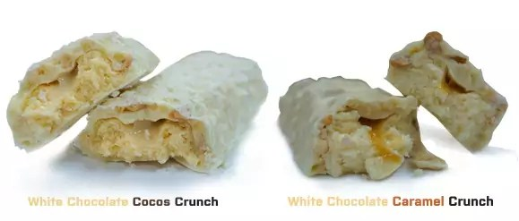 crunchy protein bar review
