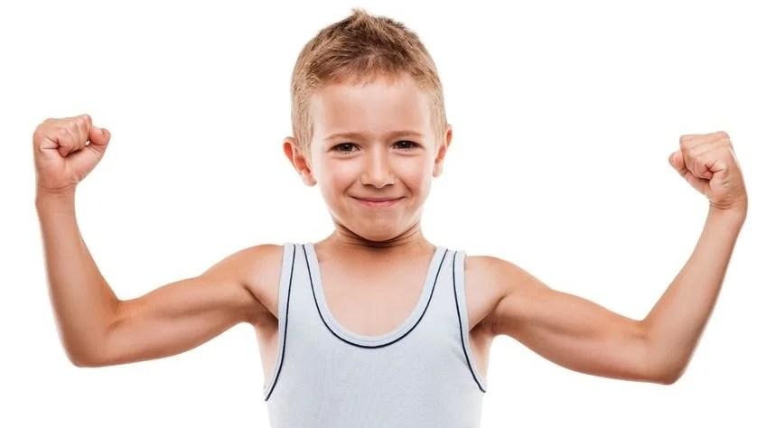 fitness kinderen