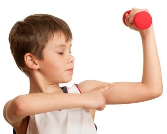 krachttraining voor kinderen gezond of ongezond